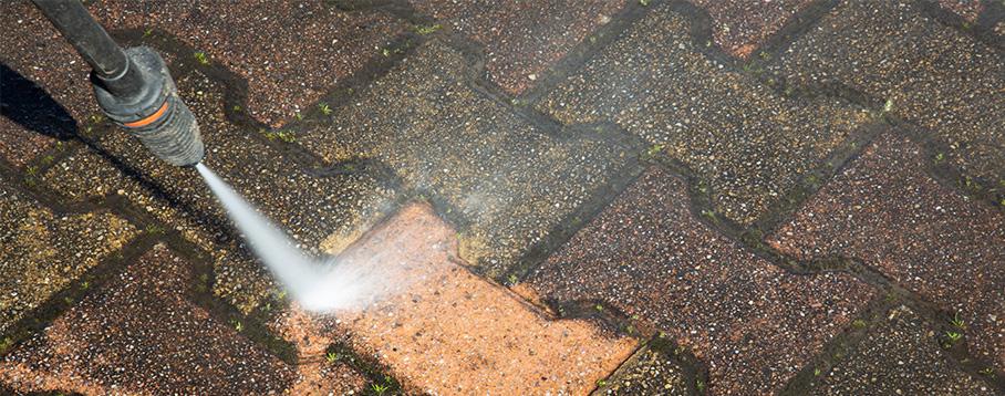 Mycie kostki brukowej kraków
