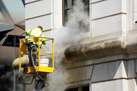 Mycie, czyszczenie elewacji Kraków